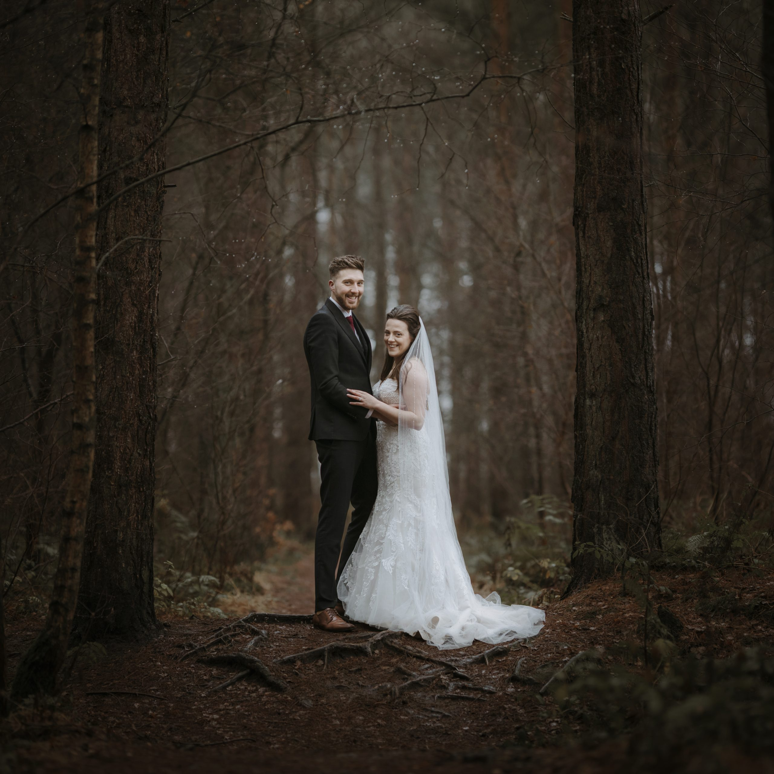 A Wintery Wedding…